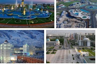 удаленная работа в  Туркменистан